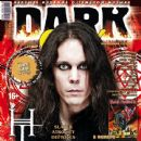 Ville Valo - Dark City Magazine Cover [Russia] (December 2013)
