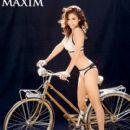 Azita Ghanizada - Maxim Photoshoot - 400 x 500