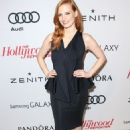 JESSICA CHASTAIN at Hollywood Reporter Nominees' Night in Beverly Hills