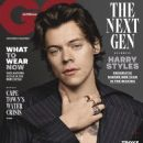 Harry Styles - GQ Magazine Cover [Australia] (May 2018)