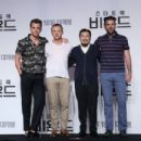 Chris Pine- August 16, 2016- 'Star Trek Beyond' Korea Press Conference and Photocall