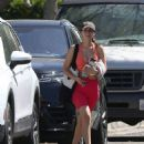 Victoria Justice – – Looks sporty after workout in Los Angeles - 454 x 542