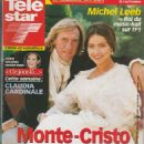 The Count of Monte Cristo - Télé Star Magazine Cover [France] (28 September 1998)