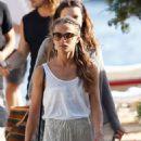 Alicia Vikander out in Ibiza - July 15, 2017