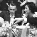Frank Sinatra and Merle Oberon