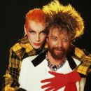 David A. Stewart and Annie Lennox - 454 x 601