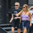 Sophie Turner – Shopping in Manhattan's Soho – New York City