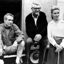 Joanne Woodward, Cary Grant and Paul Newman