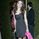 Emmy Rossum - Susan G. Komen For The Cure Reception, 21.10.2008.