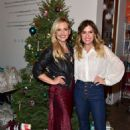 Sarah Michelle Gellar – Holiday Cookie Party benefiting Alliance of Moms & Raising Foodie in LA