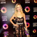 Luisana Lopilato – 2014 Martin Fierro Awards Gala in Buenos Aires - 454 x 677