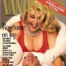 Roseanne Barr - Vanity Fair Magazine [United States] (December 1990)