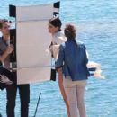 Isabeli Fontana in Bkini Photoshoot in Cannes - 454 x 681