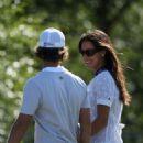 Ana Ivanovic and Adam Derek Scott