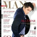 Ali Zafar - The Man Magazine Pictorial [India] (March 2013) - 427 x 550