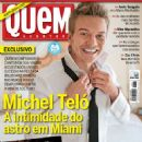 Michel Telo - Quem Magazine Cover [Brazil] (2 May 2012)