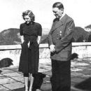 Eva Braun and Adolf Hitler - 300 x 273