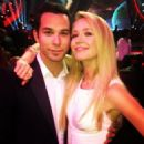 Anna Camp and Skylar Astin - 454 x 454