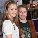 Seth Green and Candace Bailey - 454 x 648