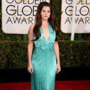 Lana Del Rey At The 72nd Golden Globe Awards (2015)