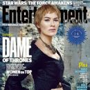 Lena Headey - Entertainment Weekly Magazine Cover [United States] (1 April 2016)