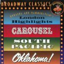 Carousel. Photos Of Diffrent Versions Of The Rodgers And Hammerstein Classic - 454 x 452