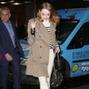 Emma Stone – Arrives at the Robin Williams Center in NYC
