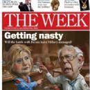 Bernie Sanders for The week April 22, 2016 - 454 x 602