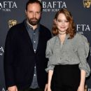 Emma Stone – 'The Favourite' BAFTA Screening in NYC - 454 x 624