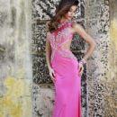 Dayana Mendoza- Sherri Hill Collection 2014 - 426 x 640