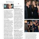 Jennifer Aniston and Angelina Jolie – F Magazine (August 2018) - 454 x 575