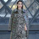 Emma Roberts attends the Louis Vuitton show as part of the Paris Fashion Week Womenswear Fall/Winter 2019/2020 on March 05, 2019 in Paris, France - 398 x 600
