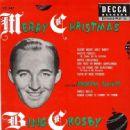 Merry Christmas Bing Crosby - 454 x 447