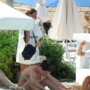Zara McDermott – Bikini candids on vacation in Cyprus - 454 x 293