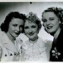 Jean Muir, Laraine Day,Billie Burke by Clarence Bull - 454 x 360