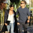 Lea Michele and Zandy Reich – Out in Santa Monica