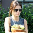 Alessandra Ambrosio – Out in Brentwood 8/25/2016 - 454 x 579