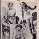 Barbara Nichols - Blighty Magazine Pictorial [United Kingdom] (6 November 1954) - 454 x 633