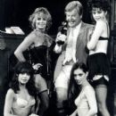 Jane Leeves, Benny Hill