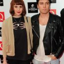 Kate Nash and Ryan Jarman