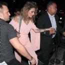Paris Jackson at Delilah nightclub in West Hollywood - 454 x 681