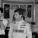 Leyton House Formula One drivers