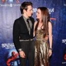 Reeve Carney and Jennifer Damiano - 397 x 594