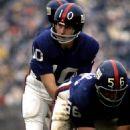 Fran Tarkenton With The NY Giants