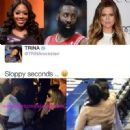 Trina and James Harden (basketball) - 454 x 452