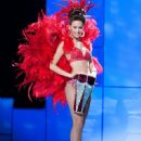 Maria Fernanda Semino- Miss Universe 2011- Preliminary Competition- National Costume - 450 x 580