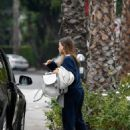 Jessica Alba and Cash Warren out in West Hollywood (November 12, 2017) - 454 x 572