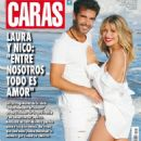 Laura Fernandez and Nicolás Cabré - Caras Magazine Cover [Argentina] (14 November 2019)
