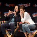 Lauren Cohan- October 8, 2016- AMC Presents 'The Walking Dead' at New York Comic Con
