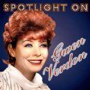Spot Light On -- Gwen Verdon - 454 x 454